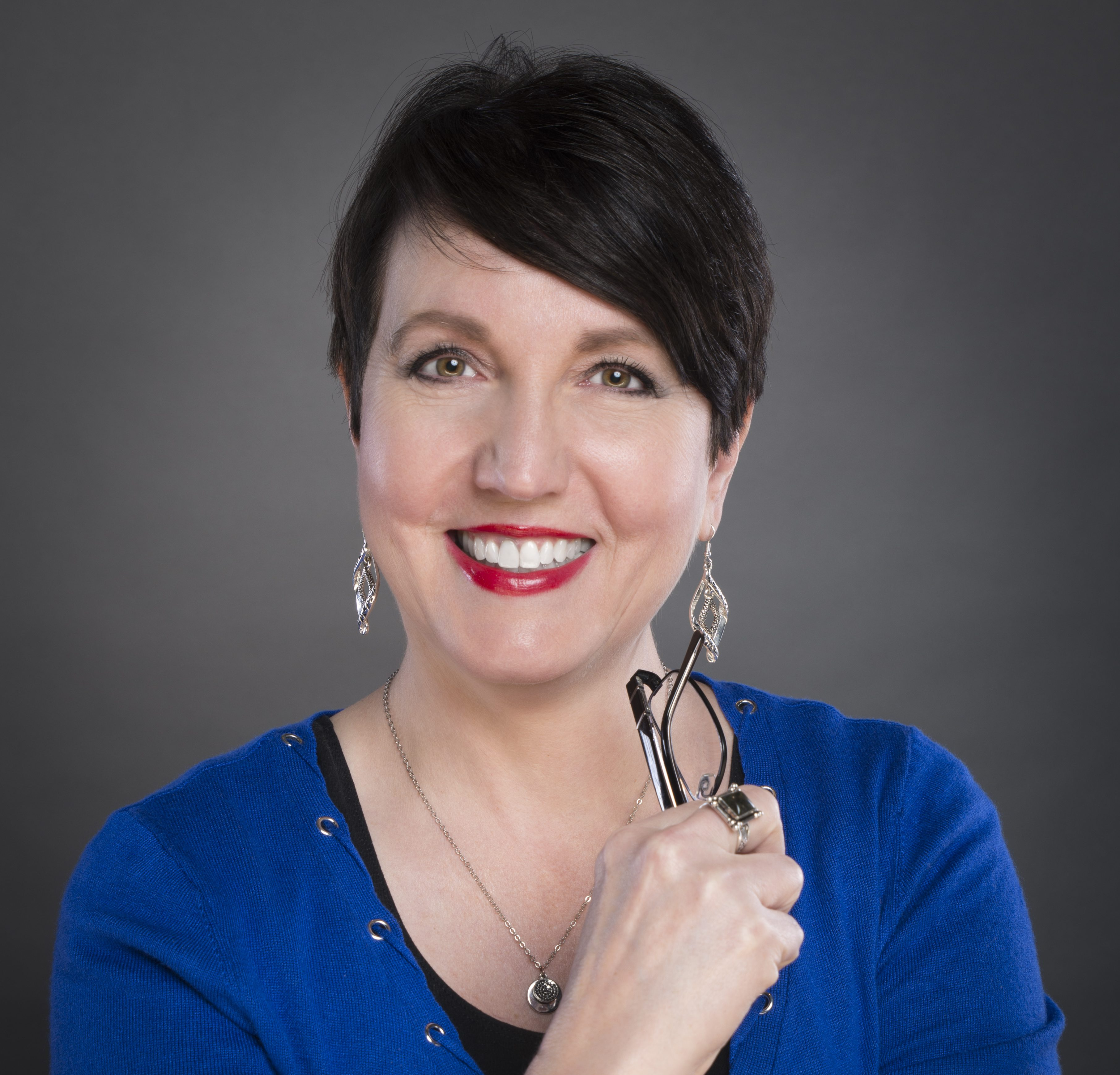 Ramona Siddoway-Author